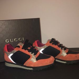 Gucci Rete bike Sneaker